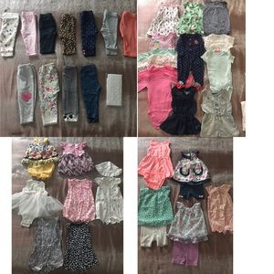 Baby Girl Clothes Lot
